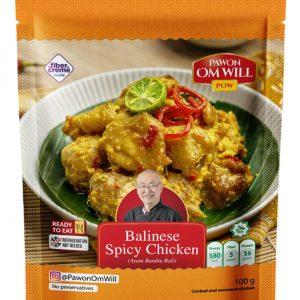 Kemasan Ayam Bumbu Bali