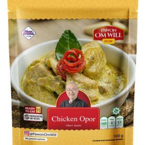 Kemasan Opor Ayam